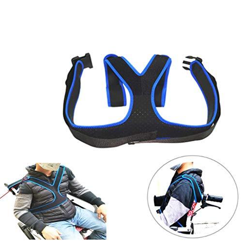 FJJ Bügel for Rollstuhl oder Scooter, Gürtel Sitz Restraint