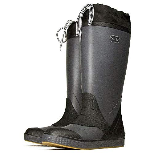 Orca Bay Solent Neoprene Lined Sailing Boots - Carbon 9 UK