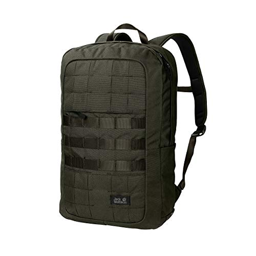 Jack Wolfskin TRT 18 Pack Notebook Sac a Dos Daypacks Adulte Unisexe, Pinewood, One Size