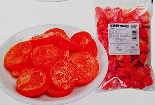 ベジーマリア チェリートマト スライス 500g×20P(P240〜280粒) 冷凍 業務用