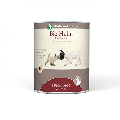 Herrmann's | Reinfleisch Bio-Huhn | 6 x 800 g