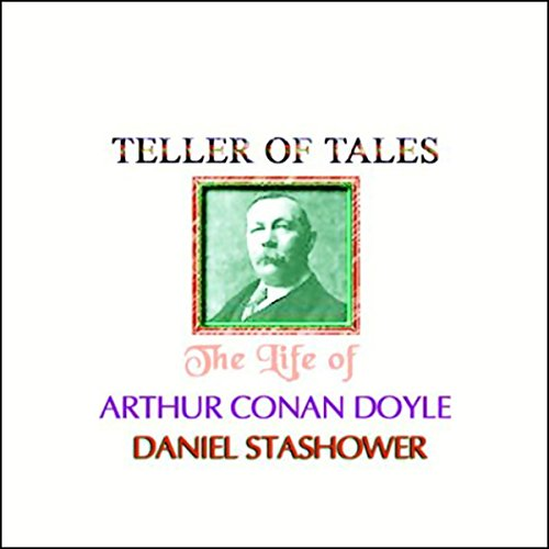Teller of Tales audiobook cover art