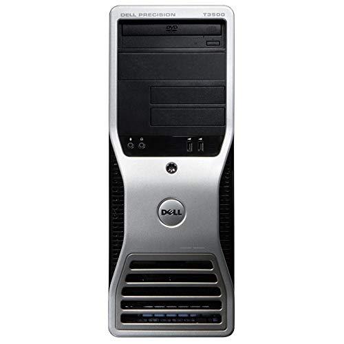 Dell Precision T3500 PC/Intel Xeon W3530 4 x 2.8GHz mit bis zu 4 x 3.0GHz Turbotakt / 12GB/24GB RAM / 240GB SSD / Win10 Pro 16 GB