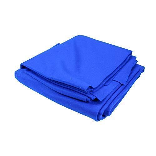 Zwembad Doek, 7 x 4 Bed & Cushions, Blauw