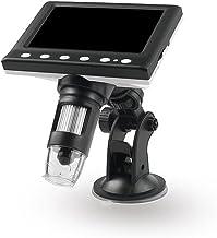 LCD Digitale Microscoop, 1000X, Vientiane-aanpassing, Pixel: 1080p, Digitaal, USB Digitale Microscoop, Verstelbare LCD Sch...