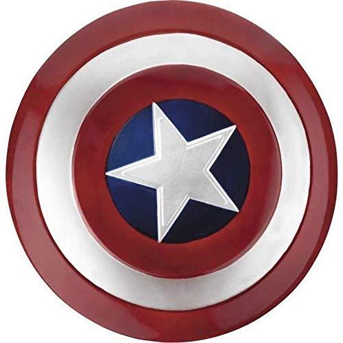 Generique - Bouclier Captain America 61 cm Adulte