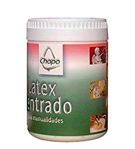 LÁTEX CONCENTRADO CHOPO 250 ml
