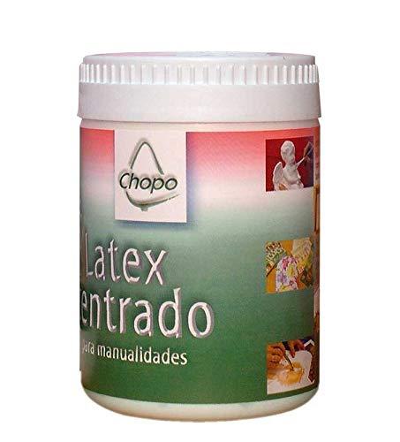 LÁTEX CONCENTRADO CHOPO 250 ml