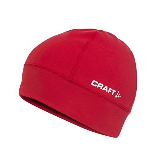 Craft Mütze LT Thermal, Red, L/XL