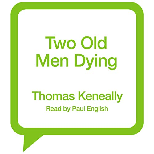 Two Old Men Dying audiobook cover art
