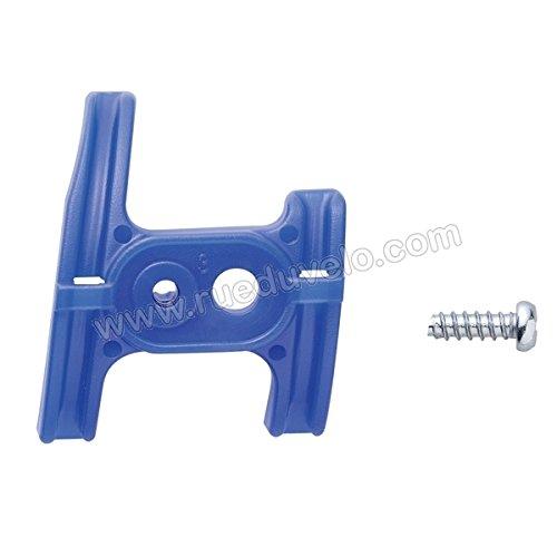 SHIMANO Guida Cavi Movimento Centrale SM-SP18 Blu (Accessori Cavi Cambio)
