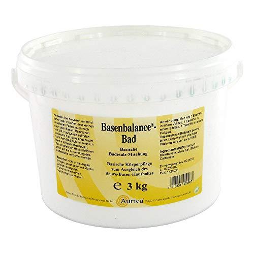 BASENBALANCE Badesalz, 3 kg