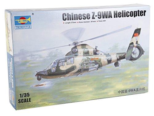 Trumpeter Kit modèle Chinois Z 9 WA 05109 hélicoptère