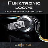 Set di interessanti loop elettronici, groove, funky e techno. 1171 Wav Loop per le tue produzioni| DVD non BOX Download