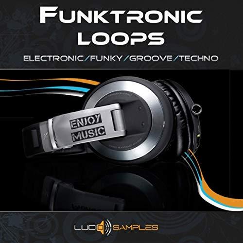 Music Production Conjunto de interesantes loops de batería electrónica, groove, funky y techno. 1171 Wav Loops para tus producciones m...  DVD non BOX ES