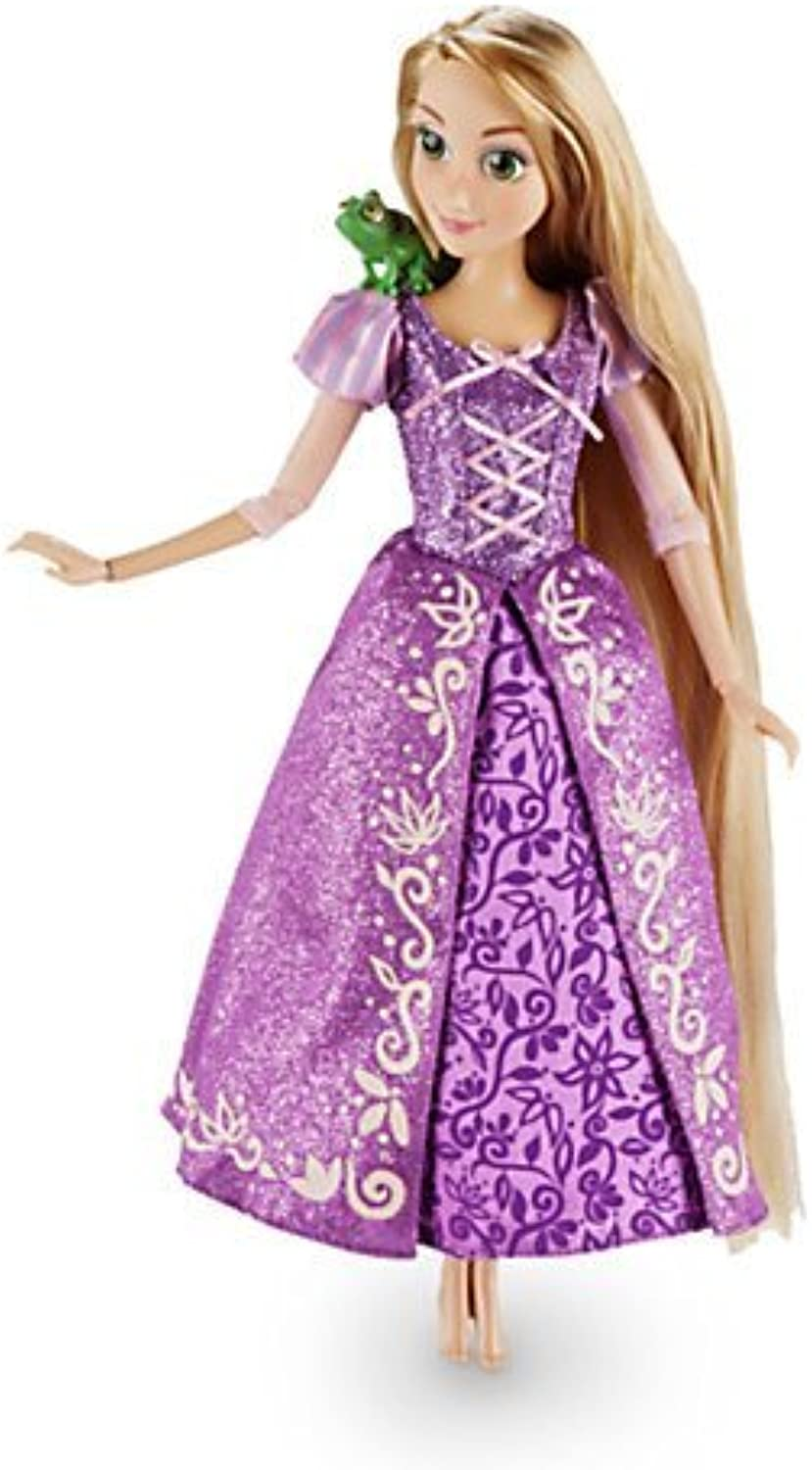Disney Store 2016 Rapunzel Classic Doll with Pascal Figure - 12