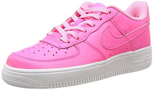 Nike Herren, air Force 1 (gs), Mehrfarbig (pink pow/pink pow-White), 38.5