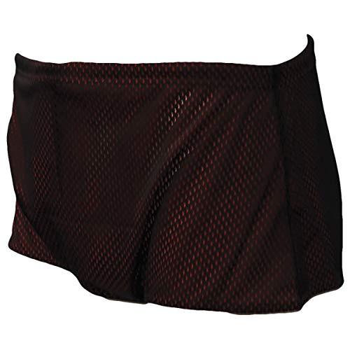 Finis Women's Black/Red Reversible Drag Suit Medium