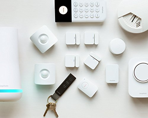SimpliSafe Wireless Home Security System The Haven 2018 New Version