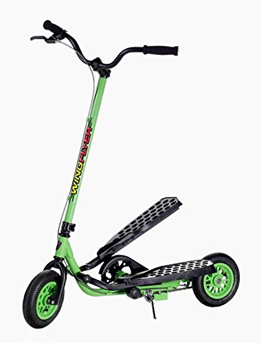 Wing Flyer Childern's /Youth Z100 Series (Lime Green)