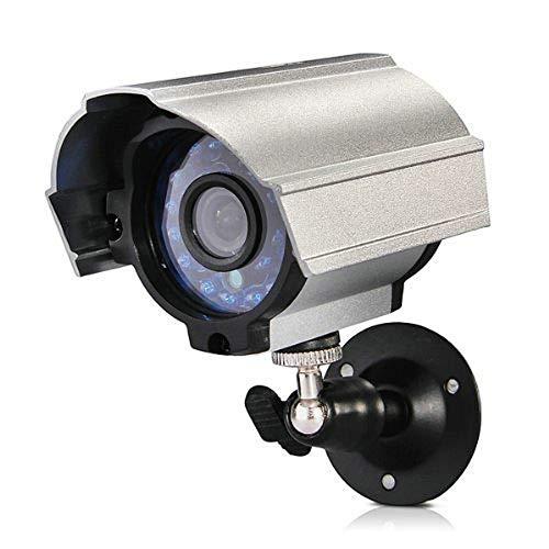Telecamera CCTV - BW BW50QS 700TVL HD IR Cut Bullet Camera Day Night Vision Color CMOS impermeabile/resistente alle intemperie Telecamera di videosorveglianza esterna per sistema di sicurezza CCTV