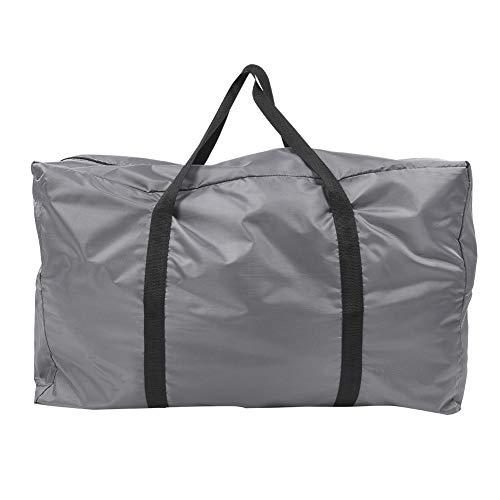 Hechovinen Bolsa de transporte para kayak, gran almacenamiento, bolsa para bota, plegable, bolsa de remo