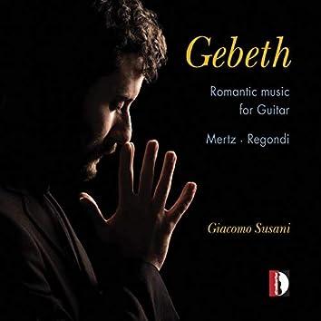 Gebeth: Romantic Music for Guitar