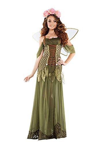 Starline Women's Rose Fairy Princess Costume (Medium)