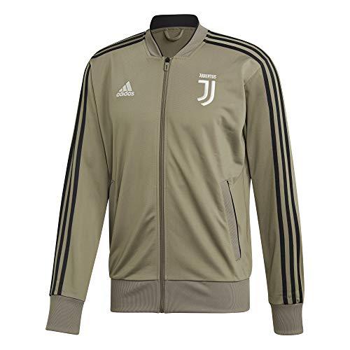 adidas Juve PES JKT, Jacke Anzug Herren XL Clay/Black