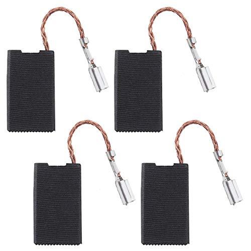 2 pares de cepillos de carbono para amoladora angular 1617014126 con corte automático 26x16x6.3mm compatible con Bosch GSH 10C GSH 11E GBH 10DC
