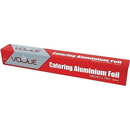 Vogue CF353 Aluminium Foil-Silver