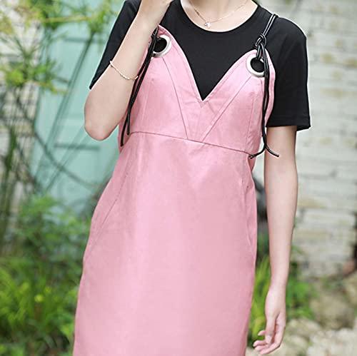 CCCYT Vestido de Maternidad, Vestido de Maternidad para Mujer, Ropa Anti-radiación EMF, Traje de protección radiológica Camiseta de Fibra de Plata Desgaste Casual para Ropa de blindaje EMF