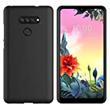 QOSnyDmy Compatible with LG K50s Case, Slim TPU Cover