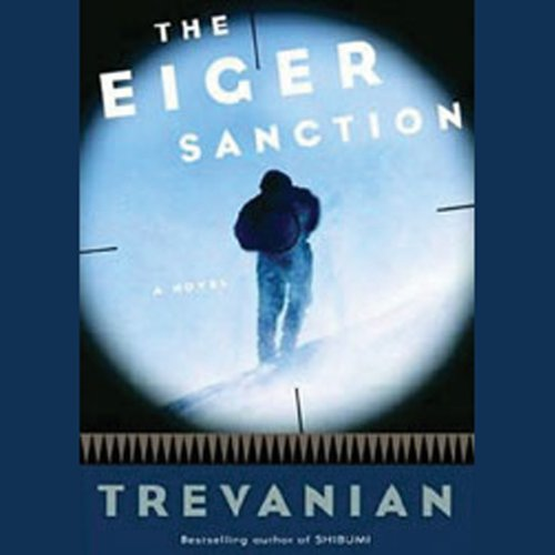 The Eiger Sanction audiobook cover art