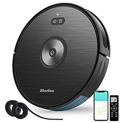 iMartine 1600PA Robotic Vacuum Cleaner