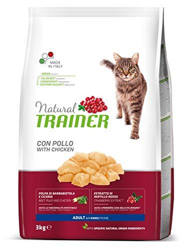 Trainer Natural Cat Erwachsene mit Huhn 3 kg - 3000 g