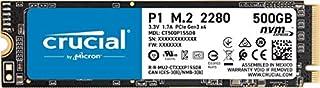 Crucial CT500P1SSD8 P1 500GB 3D NAND NVM PCIe M.2 SSD (B07J2WBKXF)   Amazon price tracker / tracking, Amazon price history charts, Amazon price watches, Amazon price drop alerts