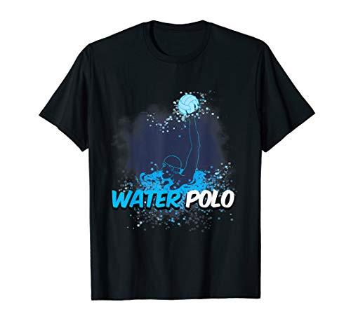 Wasserball Passierschießen Wassersport Geschenk T Shirt T-Shirt