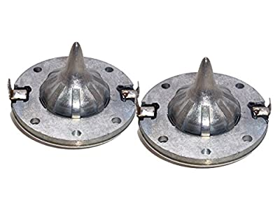 Springfield Speaker JBL 2408H Compatible Aftermarket Replacement Horn Diaphragms - 2 Pack - for JBL 2408 and 2408H Drivers - 8 Ohm - MRX, PRX, VT, Vertec Series - 512, 512M, 525 from Springfield Speaker