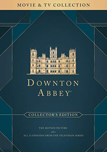 Downton Abbey Movie & TV Collection - Collector's Edition [DVD]
