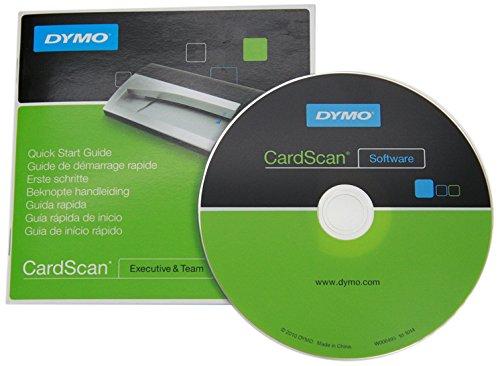Dymo CardScan Software V9 TEAM 1 User Lizenz