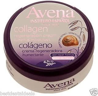 Avena Collagen Body Regeneration Lotion Softerns & Collagen Moisturizes Body Cream