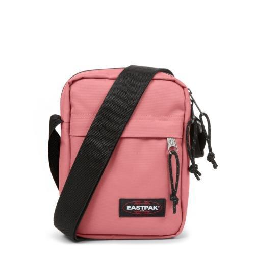 Eastpak THE ONE Borsa Messenger, 3 L, Rosa (Random Smile Pink)