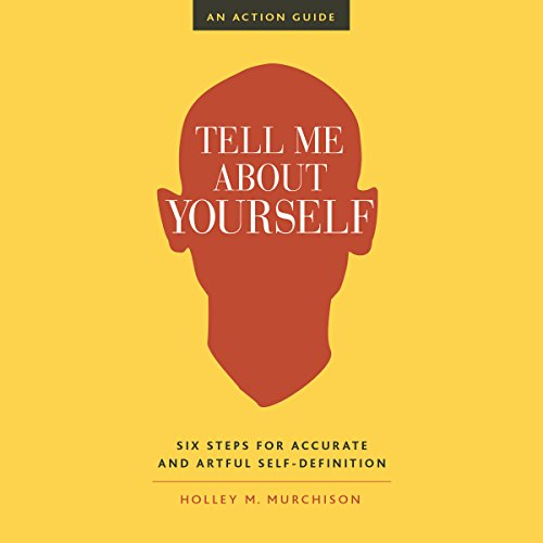 Tell Me About Yourself audiobook cover art