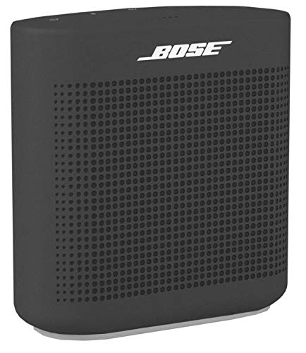 Bose SoundLink Color II Diffusore Bluetooth 4.2, resistente all'acqua, NFC, Nero