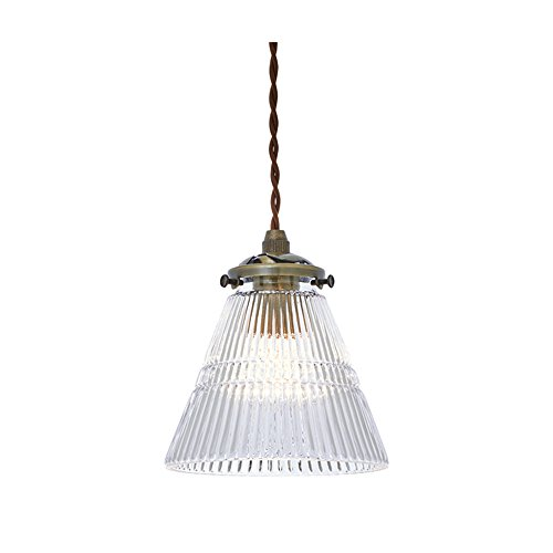 Hanglamp één licht LED-lamp is voorzien Rowel Lowell duidelijke LT-3114CL Inter vorm (INTERFORM) LT-3114CL