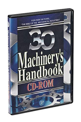 Machinery's Handbook, CD-ROM Only