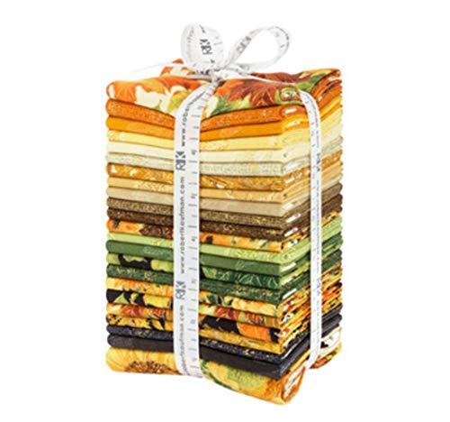 Black Quilting Fabric Per 1//4 Metre 4890-053 Stof Elegant Christmas