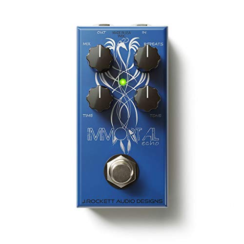 J. Rockett Audio Designs Immortal Echo Delay Pedal