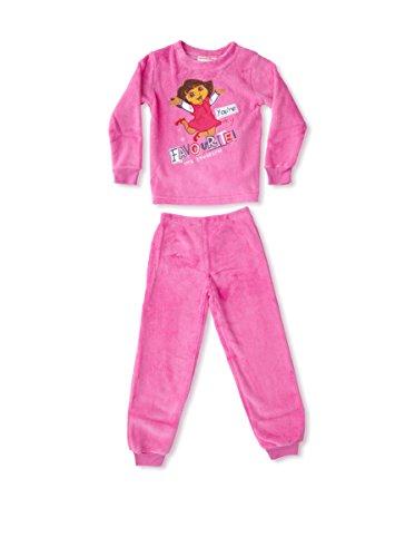 Dora la Exploradora Pijama Rosa 6 años (116 cm)
